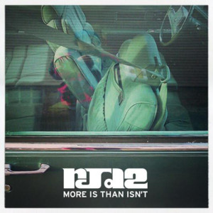 RJD2 - More Is Than Isn't (2LP)