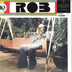 ROB - ROB (LP REISSUE)