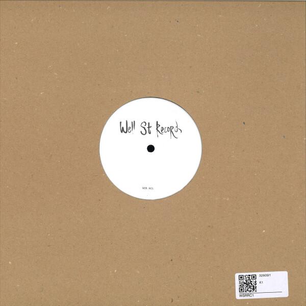 RUFF CHERRY - Carousel EP (Back)