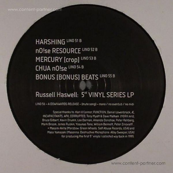 RUSSELL HASWELL - 5