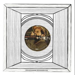 Radikal Guru & Tenor Youthman - Radical [smokey vinyl / label sleeve / ltd.]