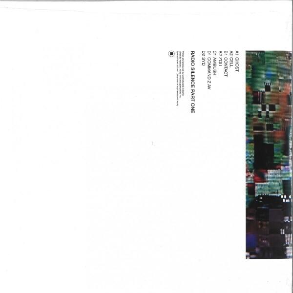 Radio Slave - Radio Silence pt. 1 (Back)