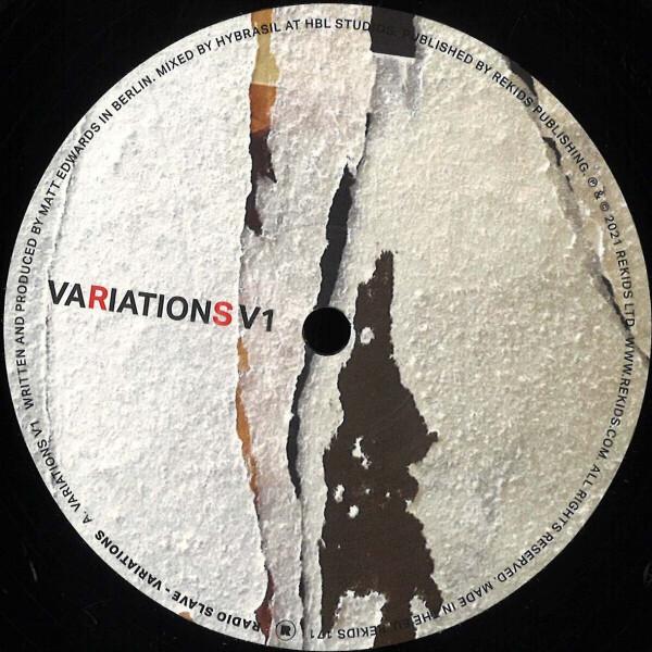 Radio Slave - Variations