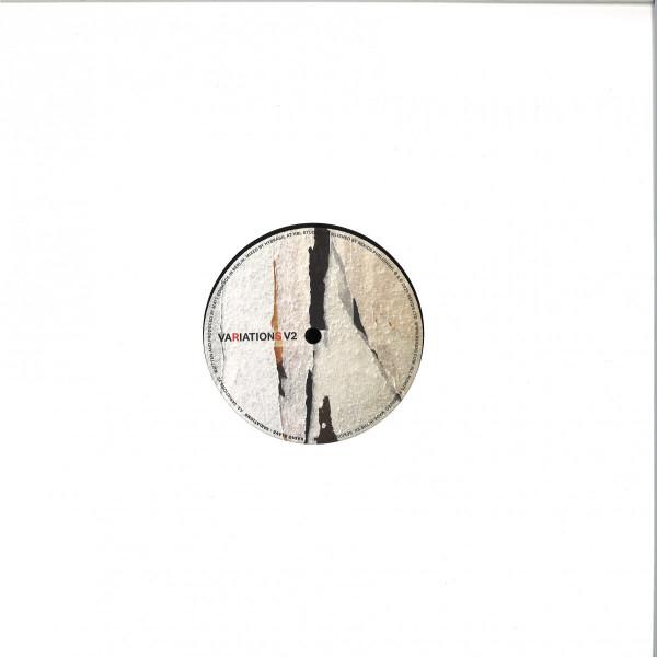 Radio Slave - Variations (Back)
