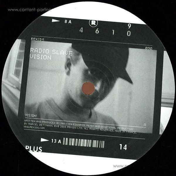 Radio Slave - Vision (incl. Marcel Dettmann Remix)