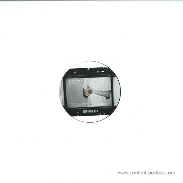 Radio Slave - Vision (incl. Marcel Dettmann Remix) (Back)