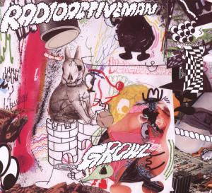 Radioactive Man - Growl