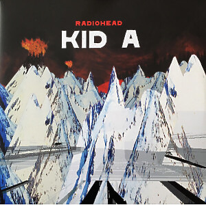 Radiohead - Kid A (2LP Reissue)