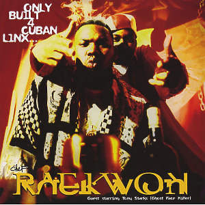 Raekwon - Only Built 4 Cuban Linx (Ltd. Purple 2LP Repress)