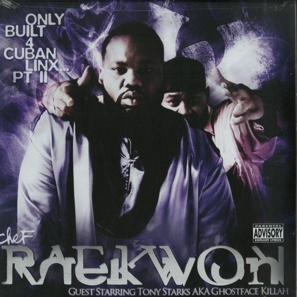 Raekwon - Only Built For Cuban Linx Vol. 2 (Ltd. Col. 2LP)