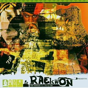 Raekwon - The Vatican Mixtape Vol.1
