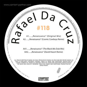 Rafael Da Cruz - Compost Black Label 118