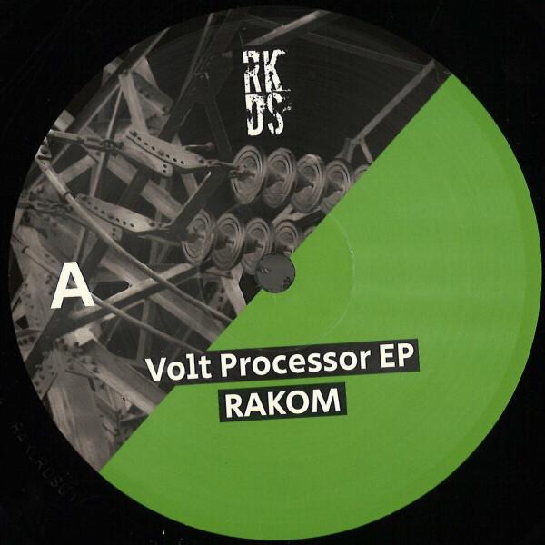 Rakom - Volt Processor EP
