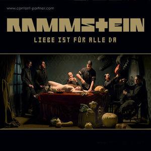 Rammstein - Liebe Ist Für Alle Da (180g 2LP Remastered)