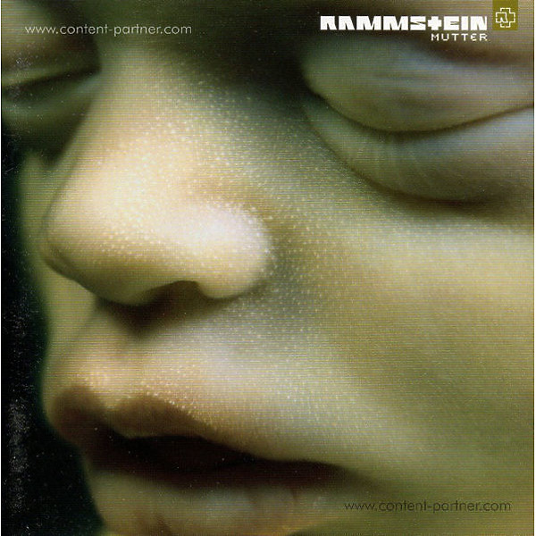 Rammstein - Mutter (180g 2LP Remastered)