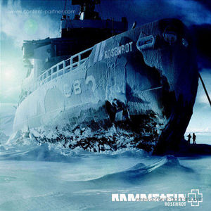 Rammstein - Rosenrot (180g 2LP Remastered)