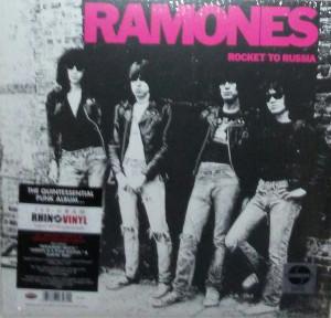 Ramones - Rocket To Russia (Remastered 180g Vinyl)