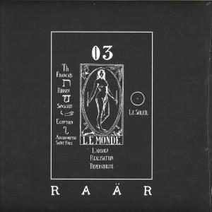 Raär - Le Monde