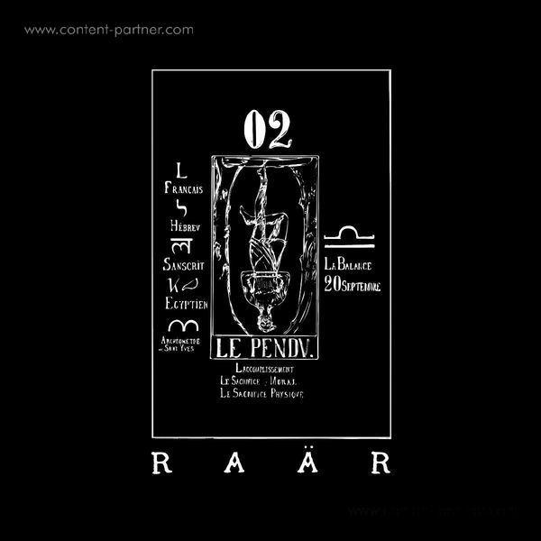 Raär - Le Pendu