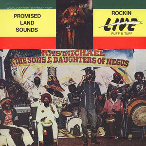 Ras Michael & The Sons Of Negus - Promised Land Sounds
