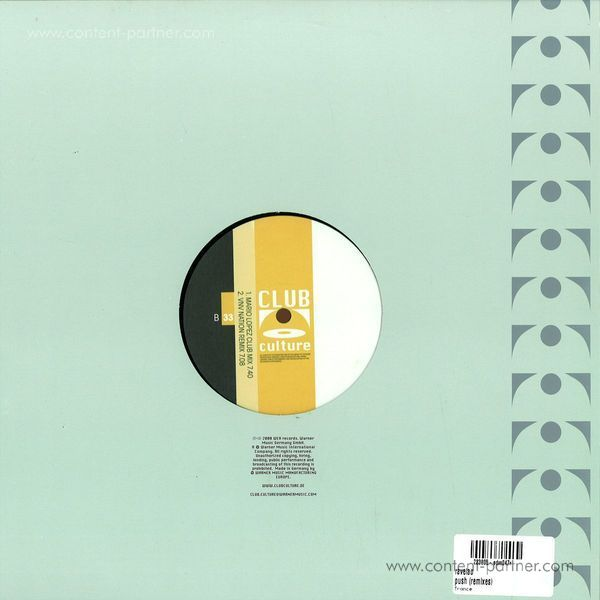Ravelab - Push (Remix) (Back)