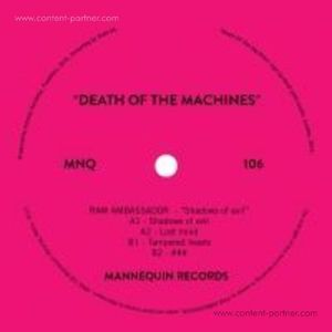 Raw Ambassador - Shadows of Evil x Death of the Machines