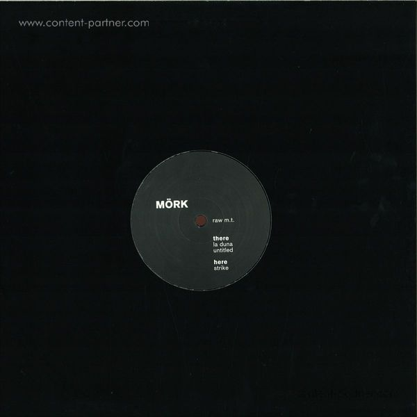 Raw M.T. - La Duna (Vinyl Only) (Back)