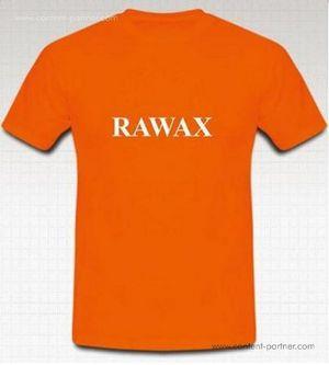 Rawax - T-Shirt Orange (M)