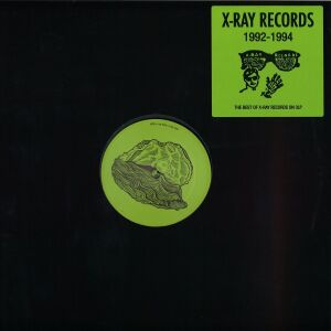 Ray Castoldi - X-Ray Records 1992-1994 3LP