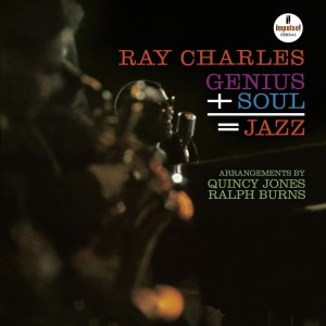 Ray Charles - Genius+Soul = Jazz (Acoustic Sounds Series)