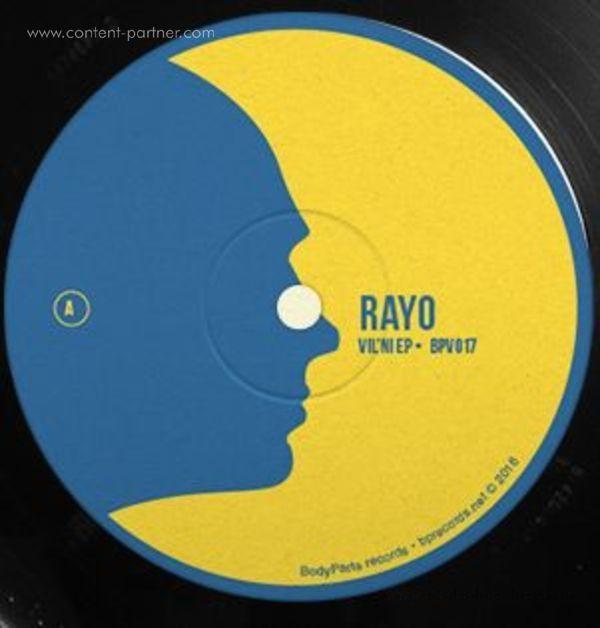 Rayo - Vil'ni EP