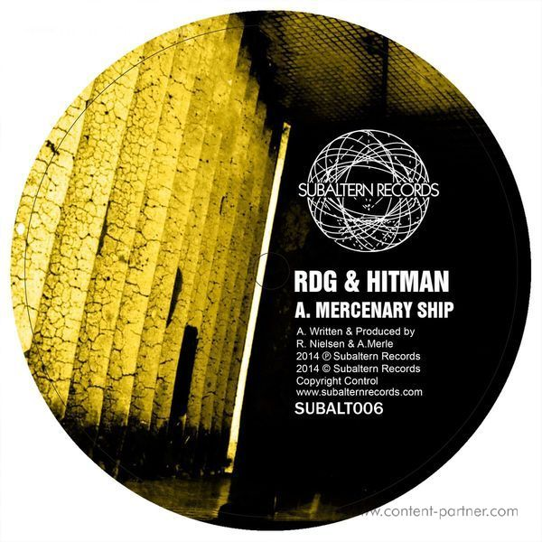 Rdg & Hitman - Mercenary Ship Ep