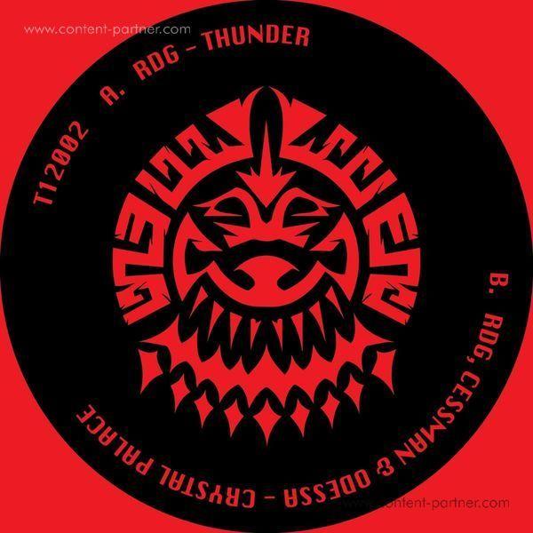 Rdg, Cessman. O-dessa - Thunder / Crystal Palace