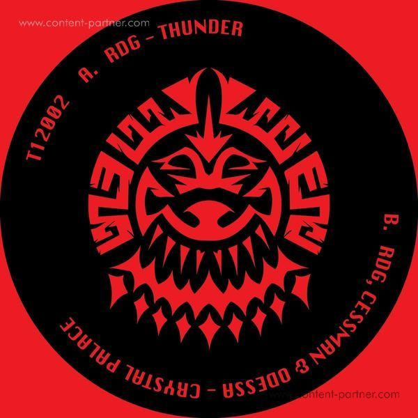 Rdg, Cessman. O-dessa - Thunder / Crystal Palace (Back)