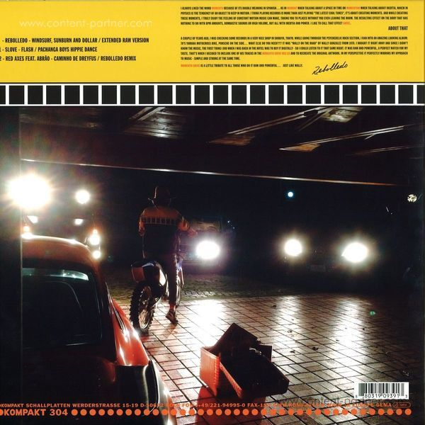 Rebolledo (Pachanga Boys Remix) - Momento Drive Ep (Back)
