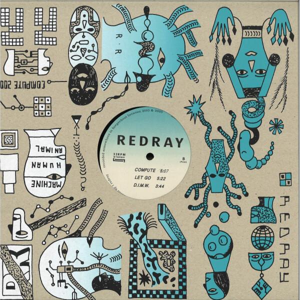 Redray - Technology Machine (Back)