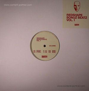 Redshape - Bonuz Beatz Vol 1 (Back In)