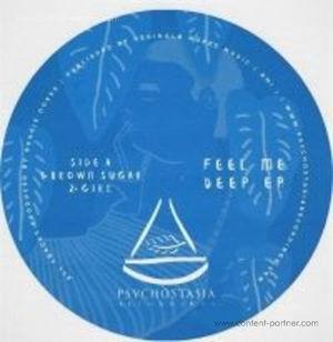 Reggie Dokes - Feel Me Deep Ep