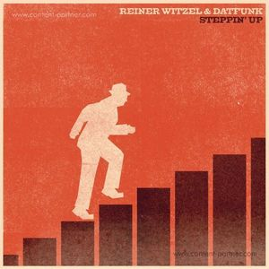 Reiner Witzel & Datfunk - Steppin' Up (LP+MP3)