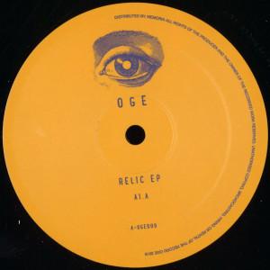 Relic - Relic EP (Vinyl Only)