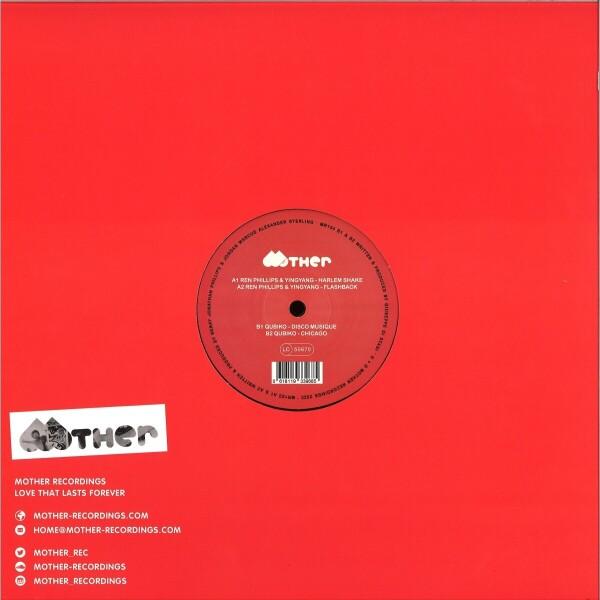 Ren Phillips & Yingyang / Qubiko - Harlem Shake (Back)
