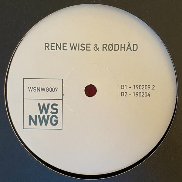 Rene Wise & Rødhåd - WSNWG007 (Back)