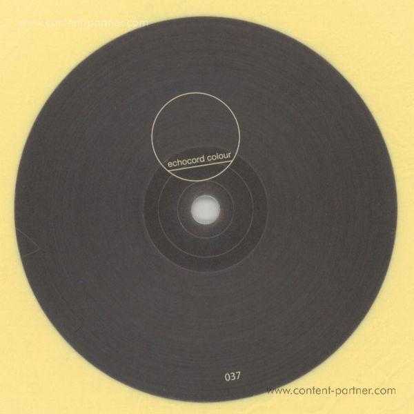 Resoe - Matrix Sequence EP (Back)