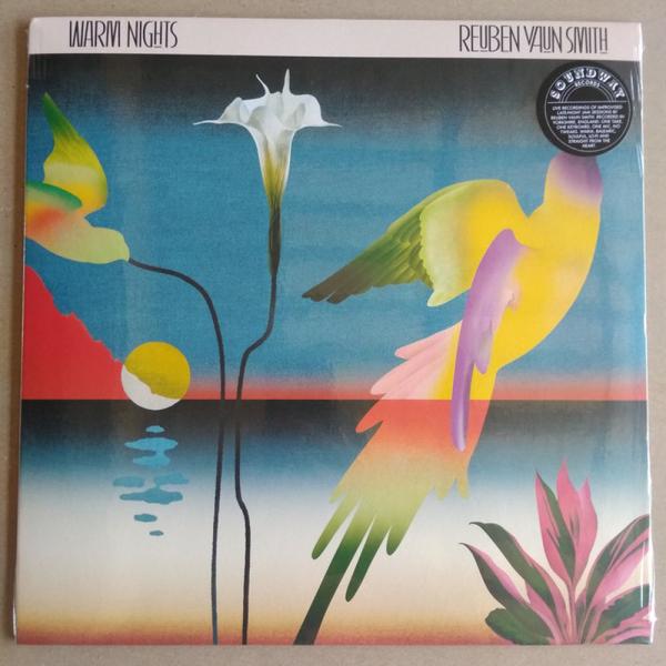 Reuben Vaun Smith - Warm Nights (LP) (Back)