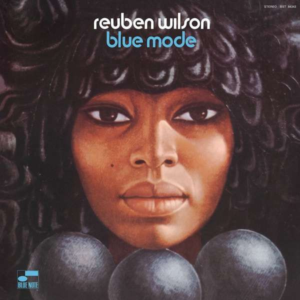 Reuben Wilson - Blue Mode (Blue Note 80 Series LP Reissue)