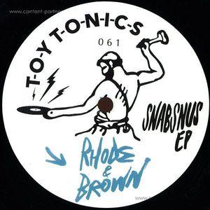 Rhode & Brown - Snabsnus EP