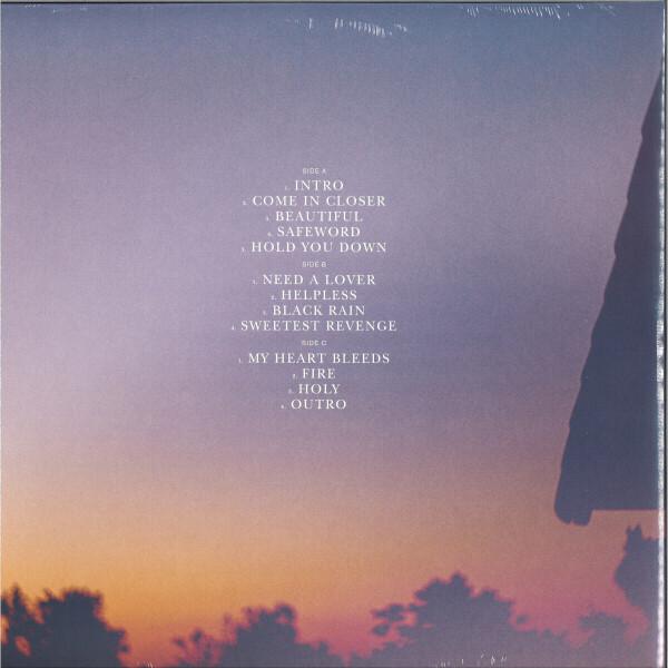 Rhye - Home (2LP) (Back)