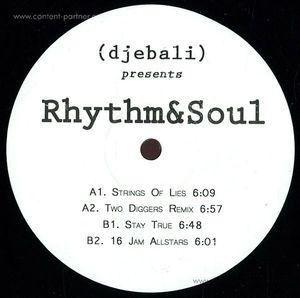 Rhythm & Soul - EP (Vinyl Only)