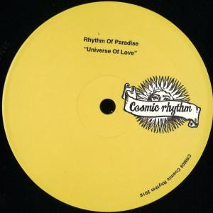 Rhythm Of Paradise - Universe Of Love