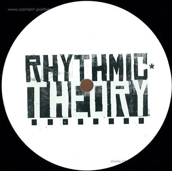 Rhythmic Theory - Beauty Of The Last Light / Edge Of Reas (Back)